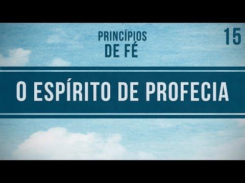 O Espírito de Profecia