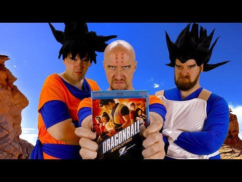 Dragonball Evolution - Nostalgia Critic