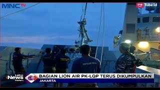 Video Tim SAR Lakukan Pengangkatan Bagian Pesawat Lion Air PK-LQP - LIM 05/11 MP3, 3GP, MP4, WEBM, AVI, FLV November 2018