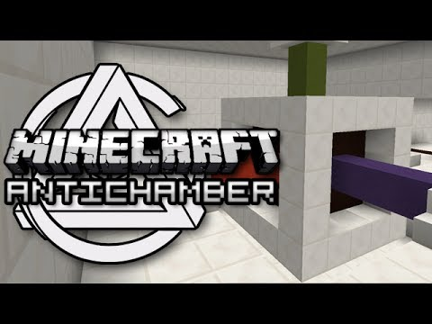 Minecraft: Crazy Antichamber Snapshot Map