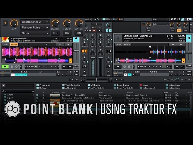 DJ Tutorial: Traktor for Beginners Pt 3 - Effects