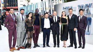 Nonton Star Trek Beyond UK Premiere Red Carpet - Chris Pine, Zachary Quinto, Karl Urban, Idris Elba Film Subtitle Indonesia Streaming Movie Download