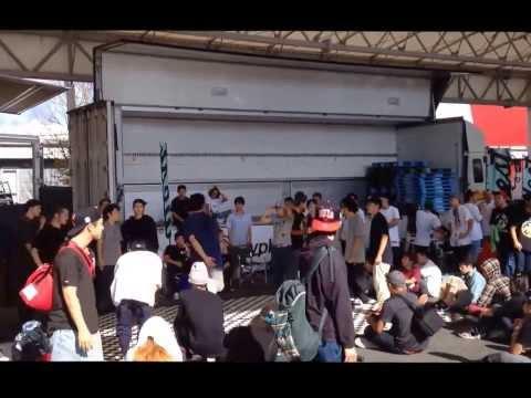 Event Scene on Hellaflush Japan/SLAMMED SOCIETY 2013