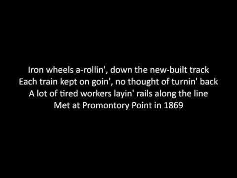 Iron Wheels a Rollin' Lyrics