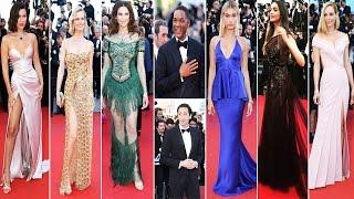 Video Cannes Film Festival 2017 | Red Carpet Fashion | Opening Day Gala| Celebrity Dresses MP3, 3GP, MP4, WEBM, AVI, FLV Juli 2017