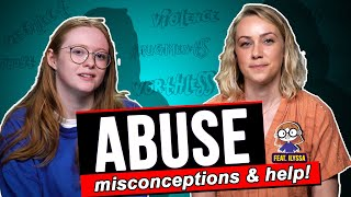 Addressing The Myths About Abusive Relationships w/Illymation
