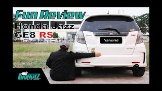 Video Honda Jazz RS GE8 FUN REVIEW - Mobil Ideal Mahasiswa? | LUGNUTZ Indonesia MP3, 3GP, MP4, WEBM, AVI, FLV Februari 2018