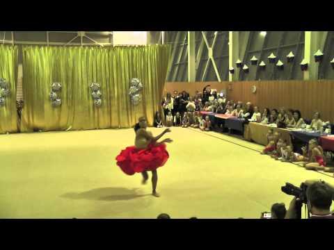 22.12. 2013 Зариповские Мамун показательный номер (видео)