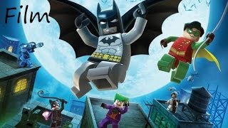 cinématique du jeux Lego Batman en français. bon visionnage!