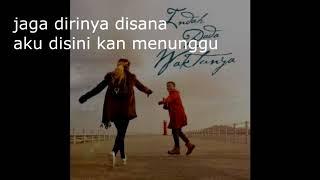 Rizky Febian feat. Aisyah Aziz - Indah Pada Waktunya (Lyrics Video)