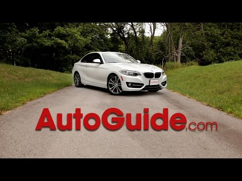 2015 BMW 228i Coupe Review