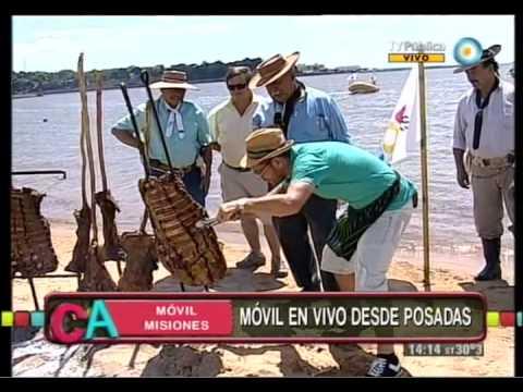 Sopa paraguaya y mostacholes al disco Parte 1