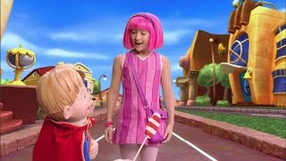 Lazy Town Capitulo 1 - Bienvenidos A Lazy Town - Latino HD
