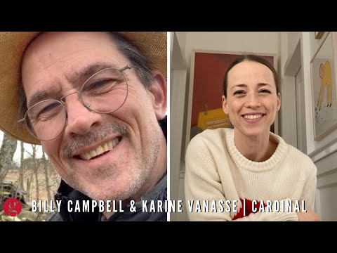 Billy Campbell & Karine Vanasse | Cardinal Season 4