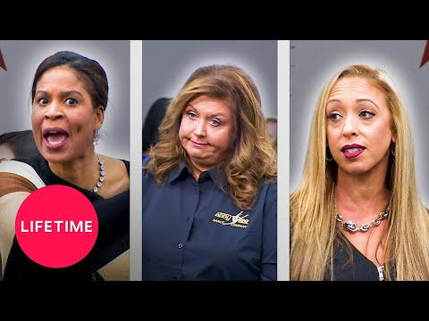 Dance Moms: The Moms HATE Abby's Nationals Solo Picks (Season 7 Flashback)   Lifetime