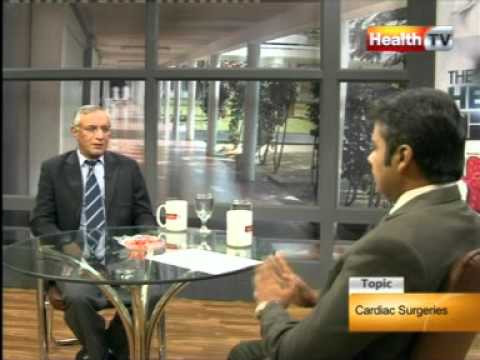 ''The Health Show'' Topic CARDIAC SERGERIES part-1 (05-APR-12) Health TV.mpg