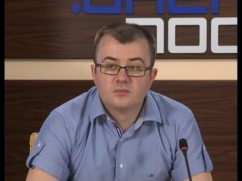 Защита персональных данных в Украине - пресс-конференция в Днепр Пост