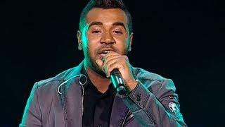 المنتصر بالله  - الفرصة الأخيرة - العروض المباشرة 3 - The X Factor 2013