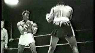 Ezzard Charles Vs Jimmy Bivins IV