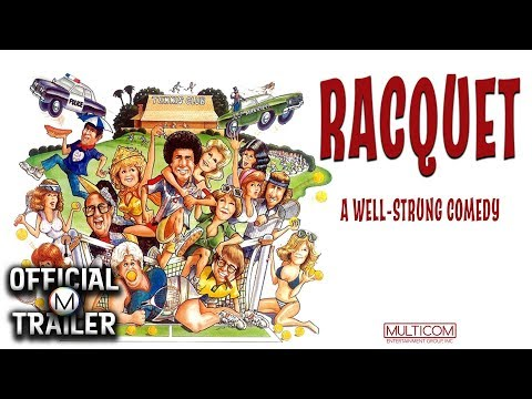 RACQUET (1979)  | Official Trailer | 4K