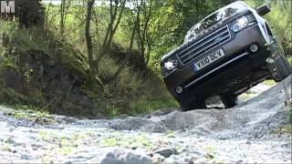 Test: Neuer Range Rover TDV8 2011