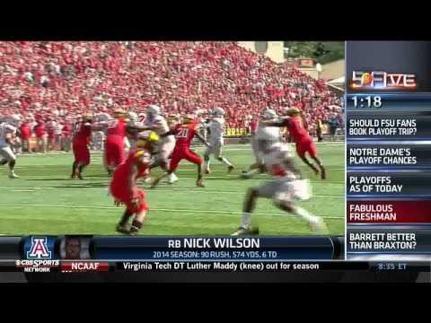 Video: Inside College Football's Fabulous Freshmen