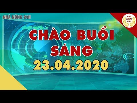 Tin chào buổi sáng Ngày 23/4/2020