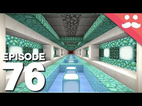 Hermitcraft 5: Episode 76 - FINALLY Built it!