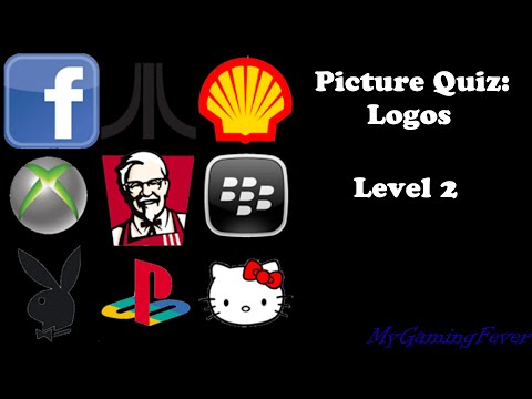 Picture Quiz: Logos - Level 2 Answers