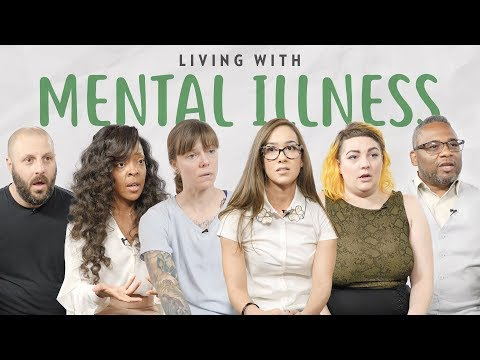 Living with Mental Illness (and What to Know if You're Not)   Mental Illness Awareness Week