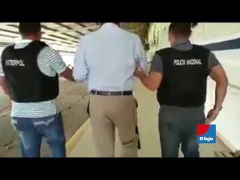 Interpol captura en Panamá a médico mexicano requerido en su país por fraude.
