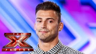 Jake Quickenden sings John Legend's All Of Me | Room Auditions Week 2 | The X Factor UK 2014 - YouTube