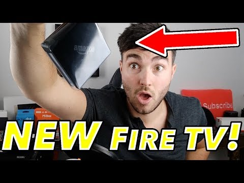 All NEW Amazon Fire TV 4K - ( Unboxing & Review 3rd Gen! )
