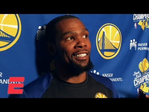 Video: Kevin Durant on 3s in the NBA: Won't last much longer | NBA on ESPN