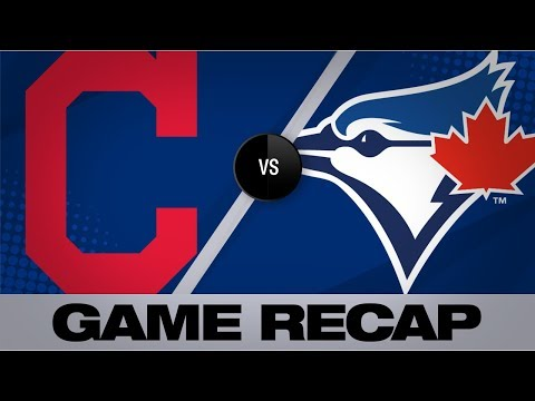 Video: Lindor, Mercado lead way in 7-3 road win   Indians-Blue Jays Game Highlights 7/21/19
