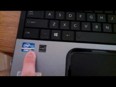 Toshiba Satellite C855-S5194 First Look and Review