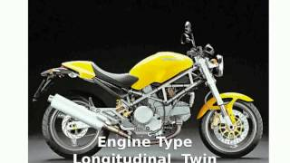 1. 2004 Ducati Monster 800 Specs and Features