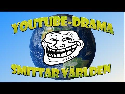 YOUTUBE-DRAMA SMITTAR VÄRLDEN