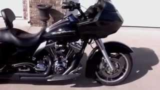 5. 2010 Harley Davidson Road Glide  Custom