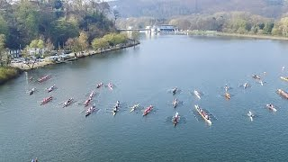 99. Internationale Hügelregatta - Finale Sonntag