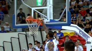Check out the highlights from Gilas Pilipinas' first win of the Jones Cup! Check out more of Sports5! Website: http://www.