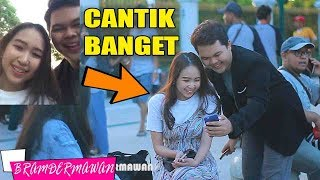 Video Ketemu Bidadari Tak bersayap !! Cantik banget - BRAM DERMAWAN PRANK KAMERA DEPAN MP3, 3GP, MP4, WEBM, AVI, FLV April 2019
