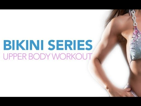 BIKINI BODY Workout Part 4: TONE UP Those Bikini ARMS!!