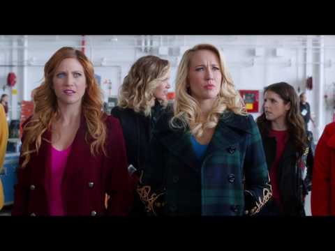 "Tráiler de ""Pitch Perfect 3"""