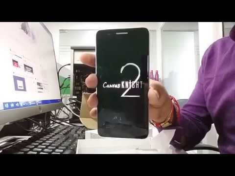 Micromax Canvas Knight 2 , Unboxing - Mobile Expo