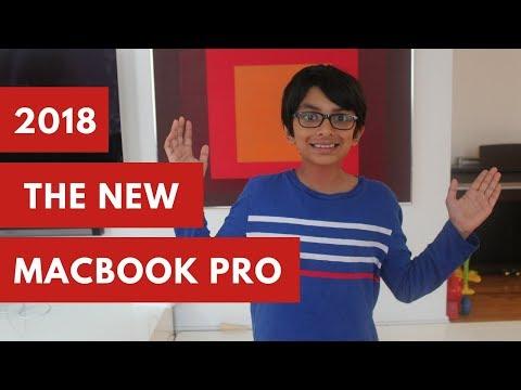 2018 Macbook Pro Update