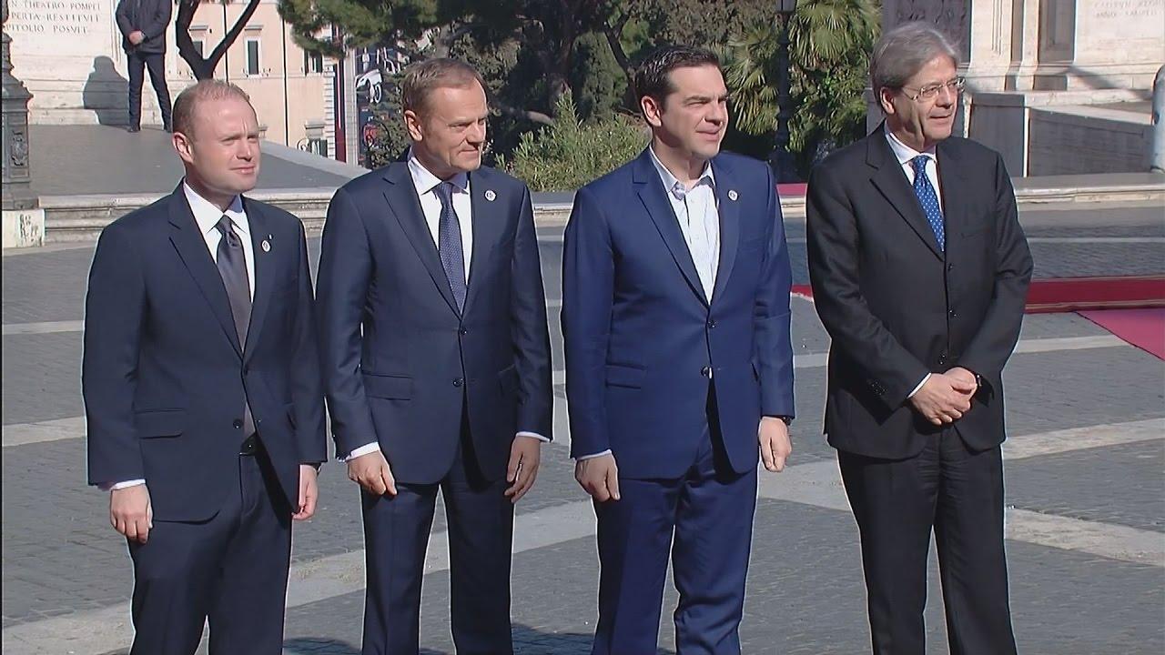 Ο Αλέξης Τσίπρας στη Σύνοδο Κορυφής της Ε.Ε.