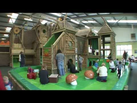 Come Into Play | Perfect Family Day Out | Stoke-On-Trent