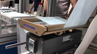 Valid Magnetics Displacement / Alignment Correction Device For Mask, Label, Packaging Machines youtube video