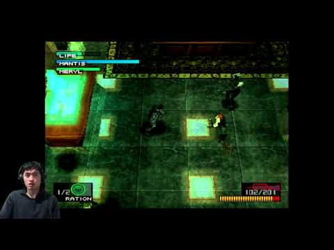 Beating Psycho Mantis with no controller port swap in MGS1
